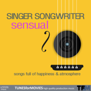 SINGER SONGWRITER SENSUAL